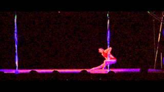 Midwest Pole Dance Competition 2012: Andrea Riquelme