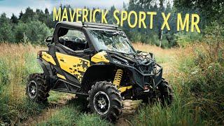 BRP Can-Am Maverick Sport XMR
