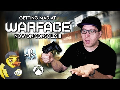Getting Mad at Warface Now on Consoles!!! thumbnail