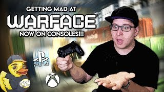 Getting Mad at Warface Now on Consoles!!!