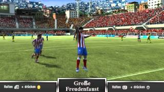 FIFA 12 - ALLE TORJUBEL - TUTORIAL - [ XBOX 360 I PS3 I PC ] DEUTSCH I HD