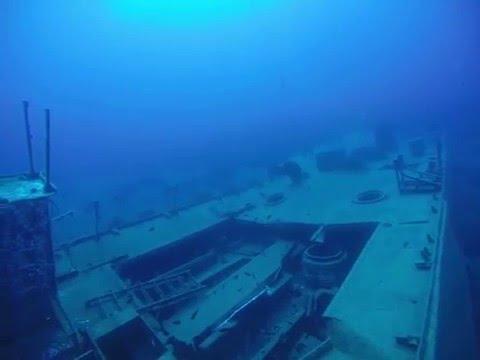 Wreck Dive in Fethiye / Turkey
