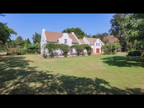 2.8 Ha Farm For Sale In Gauteng | Midrand | Glen Austin |