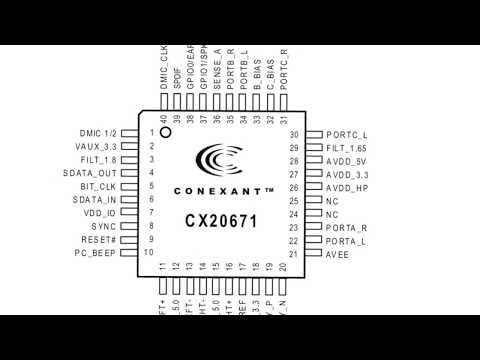 DRIVERS FOR GIGABYTE Q2532C CONEXANT AUDIO