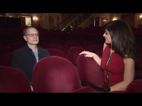 Backstage on Broadway with Tamsen Fadal: David Hyde Pierce