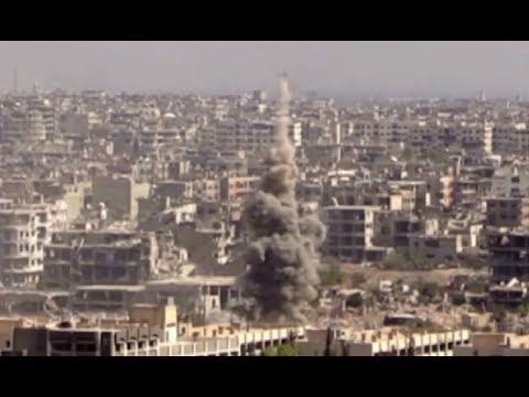 Damaskus (Syrien) Krieg - WELTjournal - ORF Doku 2017 www.gigalion.de