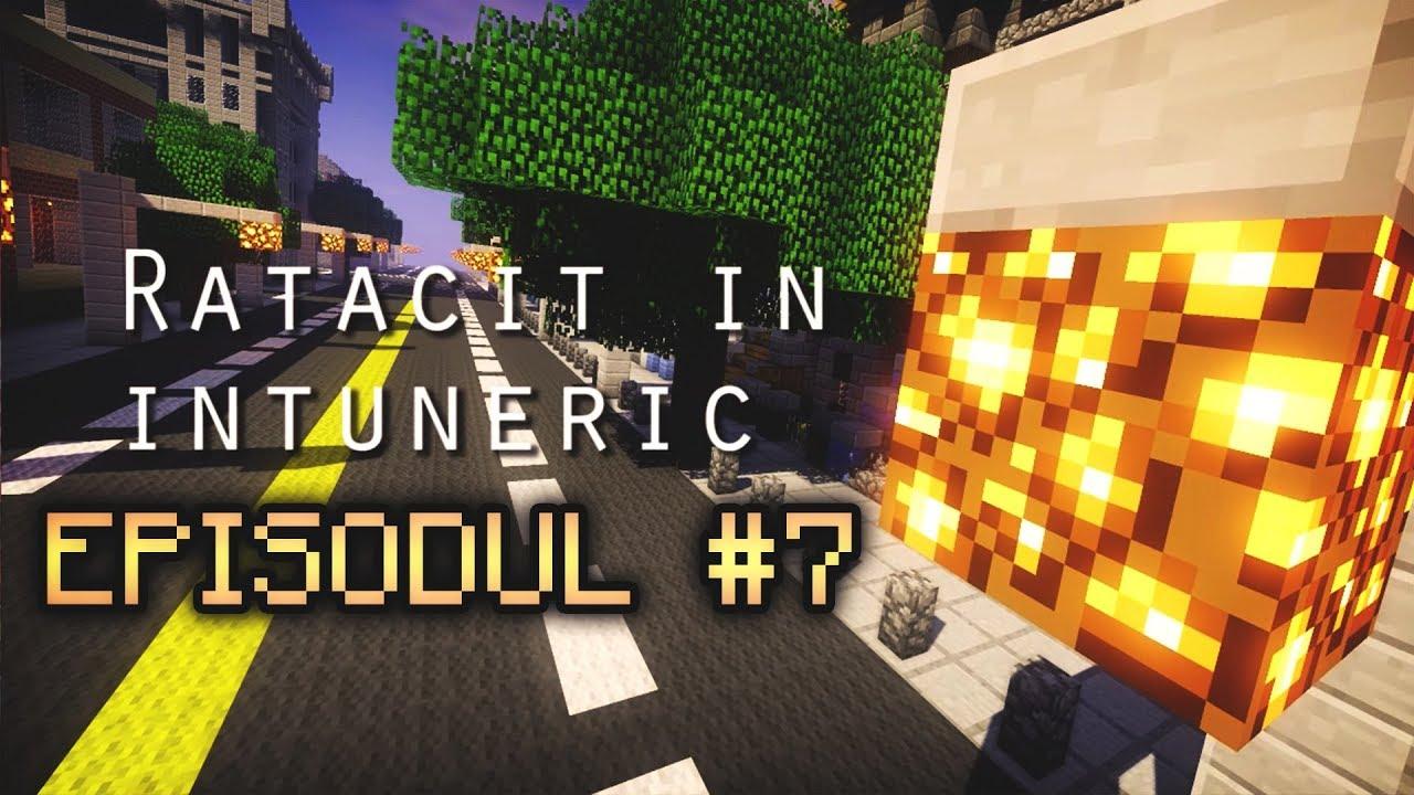 TOTUL A FOST O MINCIUNA - RATACIT IN INTUNERIC : Episodul 7 (Minecraft Role-Play)