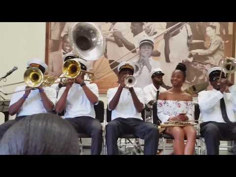 New Orleans Trad Jazz Camp 2017