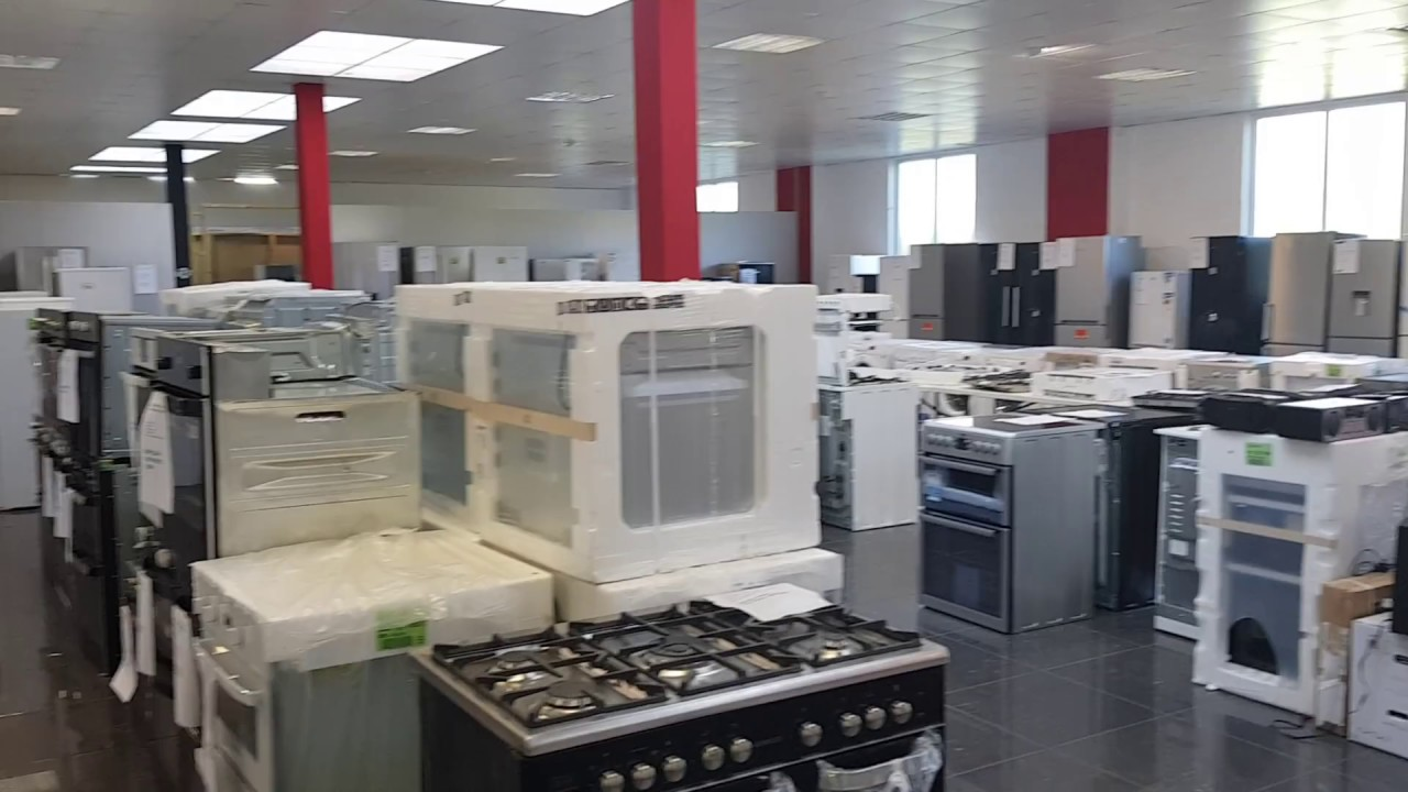 Bargain Buyz - Brand New, Ex-Display & Graded Kitchen Appliances ...