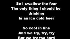 Pink - Fuckin' Perfect Lyrics