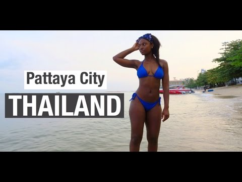 HELLO THAILAND! Pattaya City Vlog