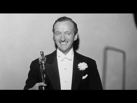 David Niven Wins Best Actor: 1959 Oscars