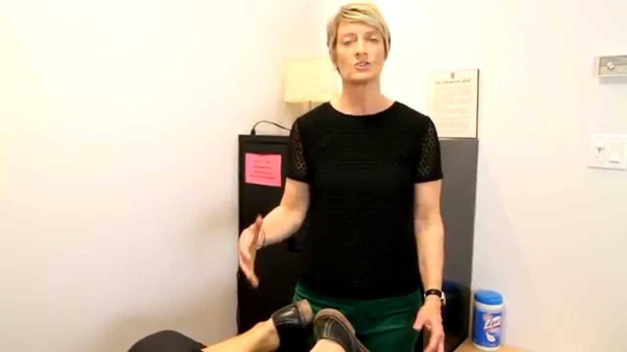 VIDEO: A Neck & Upper Back Adjustment With Dr. Kristine Lyons Thumbnail