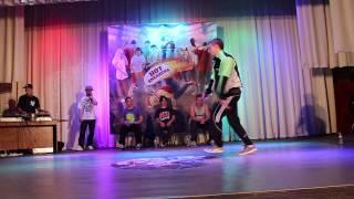 Tara (ATM) Win vs Genok (Turbo) Solo battle| Hot Sneakers(17 мая г. Красноград (Харьковская область), Брейкданс фестиваль Hot Sneakers https://vk.com/hot.sneakers., 2014-08-07T13:13:16.000Z)