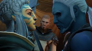 Dreamfall Chapters: Alternate choices (Resistance)