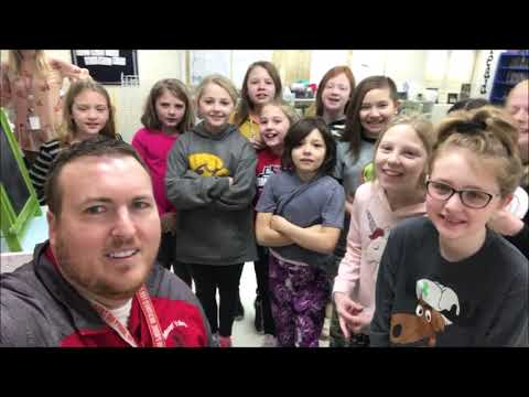 WHO Radio News - Missouri Valley, Iowa's Singing Superintendent's No School Announcement
