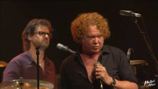 Simply Red - right thing + sunrise + fairground - Montreux 2016
