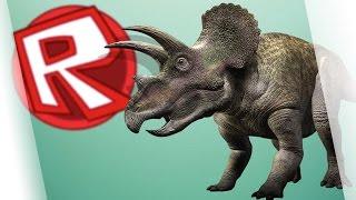 Roblox en polonais #31-nouveau Dinosary! (Dinosaur Simulator)/Diabeuu peste