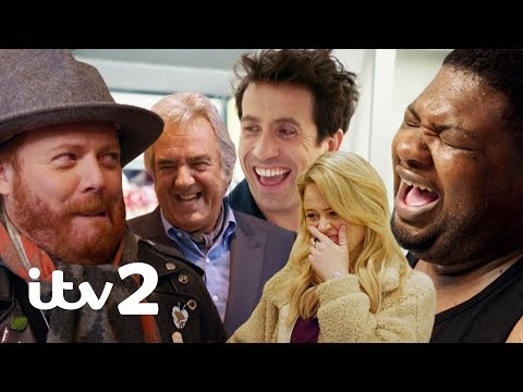 The Funniest, Rudest and Most Outrageous Moments! | Shopping With Keith Lemon