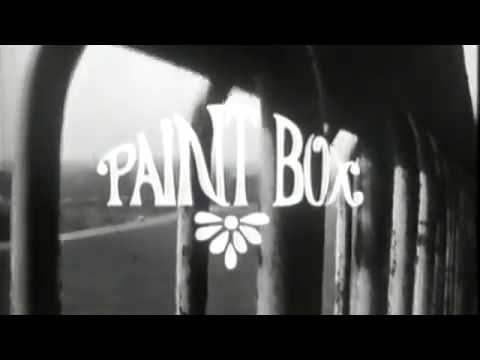 Pink Floyd - Paint Box (1968 Belgian TV Music Video)