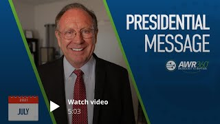 """video thumbnail for July 2021 President's Video: """"Miracle After Miracle"""""""
