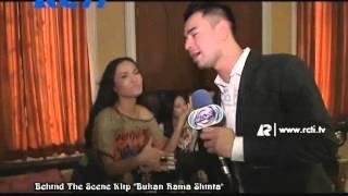 Dahsyat 5 Feb 2014 -  Behind The Scene Bukan Rama Shinta