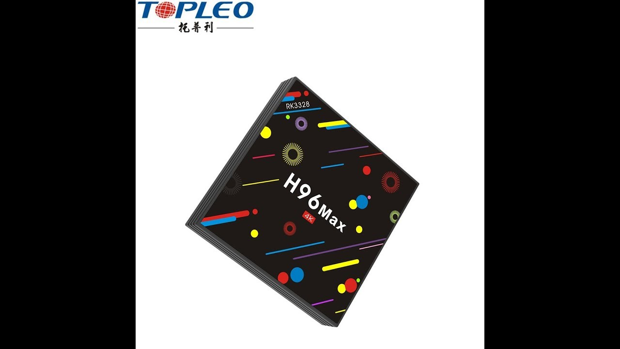 H96 Max H2 Best firmware update RK3328 4gb ram 64gb rom android 7 1 smart  tv box