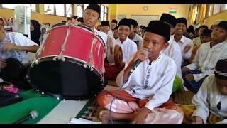 Woow keren..!! Taretan Sa' Lawase Versi Siswa MTs Negeri 2 Situbondo || Madrasahku hebat
