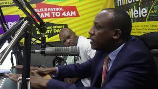 Mutula Kilonzo junior in studio part 1: Talks on Mps taking bribes