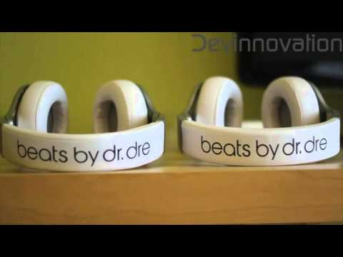 Real Vs  Fake Beats by Dr  Dre Pro Comparison   YouTube