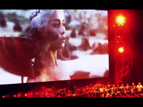 Game of Thrones - Live Concert Experience Berlin -Daenerys Targaryen Theme