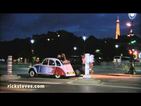 Paris, France: Nighttime Sightseeing