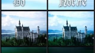 Уроки Adobe Photoshop CS3 - урок 23 - Режим Lab Color, удаление шума, повышение резкости