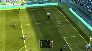 PES 2012 Shadows Galactik Football