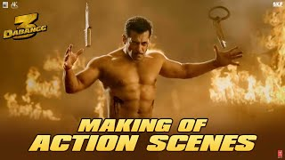 Dabangg 3: Making of Action Scenes | Salman Khan, Sudeep Kiccha | Prabhu Deva | 20th Dec'19