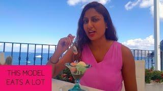 CAPRI: Tasting Somewhat Healthy Italian Food