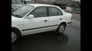 видео Toyota Corsa