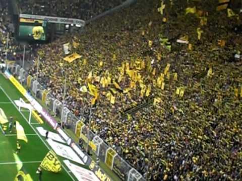 "BVB - You""ll Never Walk Alone... (01.05.2010) - Wolfsburg"