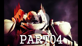DESTINY 2 Walkthrough Campaign Part 4 No Commentary - MEETING GHAUL - ULTRA PC [60FPS]