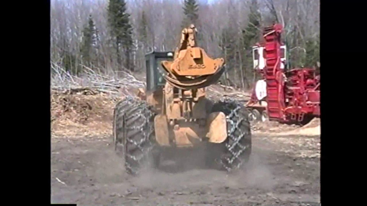 WGOH - Seaway Timber Harvesting  4-25-95