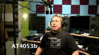 Mic Shootout: Audio-Technica AT4053b vs. Rode NT3
