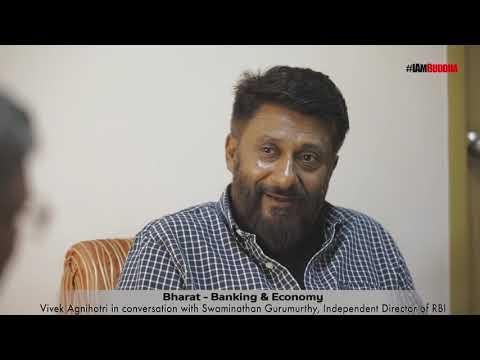 Vivek Agnihotri In Conversation With S  Gurumurthy