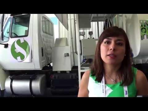 Empresa mexicana crea Camión Inteligente para proveer combustible a las arenonaves