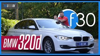 TEST VOŽNJA///BMW 320d F30 ///184KS  2012