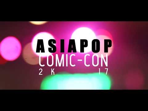 ASIAPOP COMIC CON 2K17