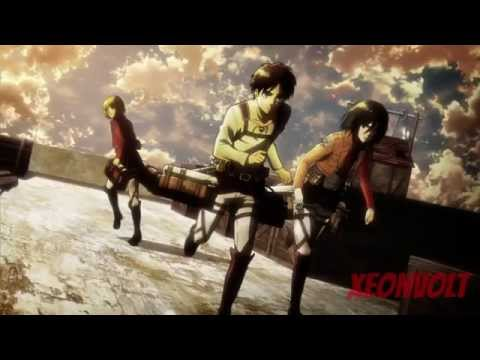Attack on Titan AMV - Hey Brother
