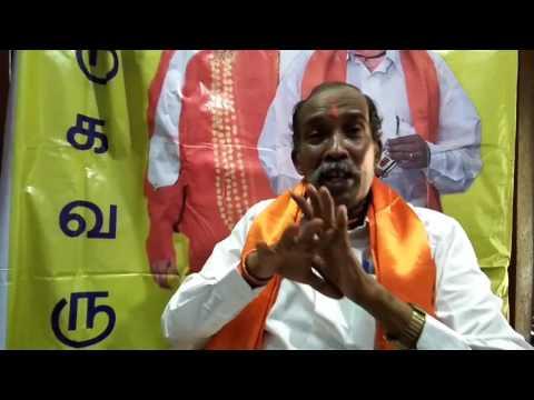 Hindu Maha Sabha T.BALASUBRAMANIAN speech