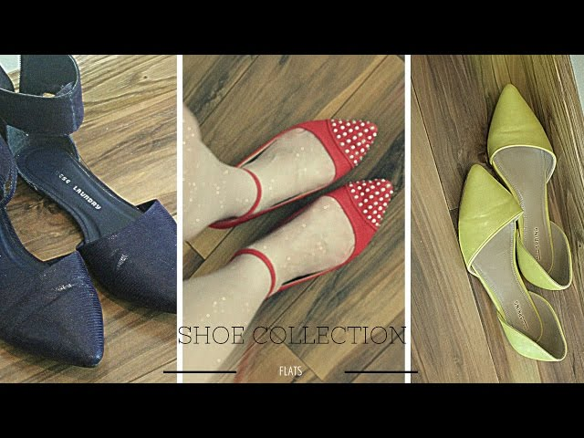 SHOE COLLECTION   Flats