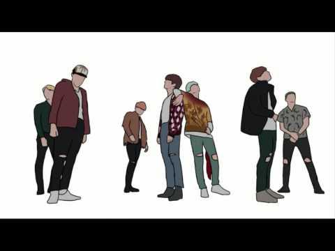 BTS (방탄소년단) 'FIRE' ANIMATION