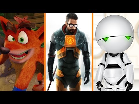 Crash REALLY IS Harder! + Half-life 3 Would Have Disappointed + First Robot Quits Life - The Know